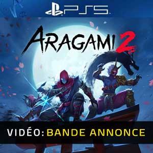 Aragami 2 PS5 Bande-annonce Vidéo