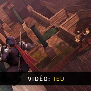 Aragami 2 Vidéo De Gameplay