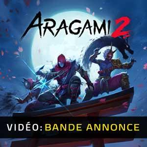 Aragami 2 Bande-annonce Vidéo
