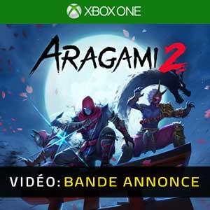 Aragami 2 Xbox One Bande-annonce Vidéo