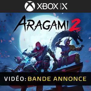 Aragami 2 Xbox Series X Bande-annonce Vidéo