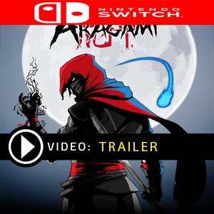 Aragami Director's Cut Nintendo Switch en boîte ou à télécharger