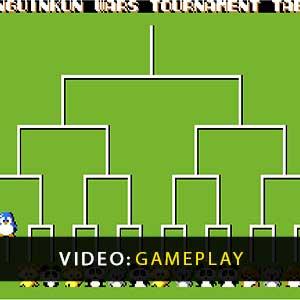 Arcade Archives Penguin-Kun Wars Gameplay Video