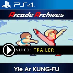 Arcade Archives Yie Ar KUNG-FU PS4 Prices Digital or Box Edition