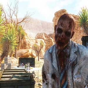 Arizona Sunshine VR zombie apocalypse