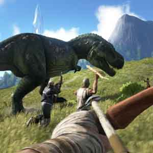 ARK Survival Evolved Dinosaurs