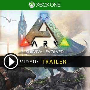 ARK Survival Evolved Xbox One en boîte ou à télécharger