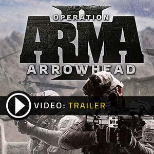 Acheter Arma 2 Operation Arrowhead Clé CD Comparateur Prix