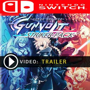 Acheter Armed Blue Gunvolt Striker Pack Nintendo Switch comparateur prix