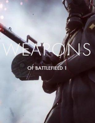 Ces armes de Battlefield 1 vous ramèneront à la 1ère Guerre Mondiale