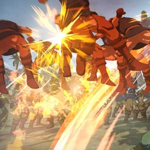 Arslan The Warriors of Legend Arme de feu Art