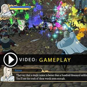 Arslan The Warriors of Legend Gameplay Video