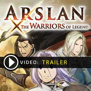 Acheter Arslan The Warriors of Legend Clé Cd Comparateur Prix