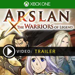 Arslan The Warriors of Legend Xbox One en boîte ou à télécharger