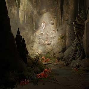 Ashen Nightstorm Isle- ancient evil