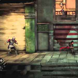 Assassin's Creed Chronicles: China Gameplay