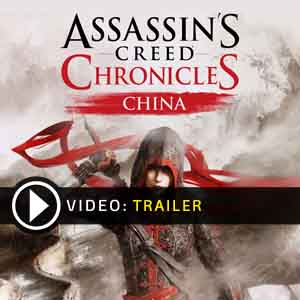 Acheter Assassins Creed Chronicles China Clé Cd Comparateur Prix