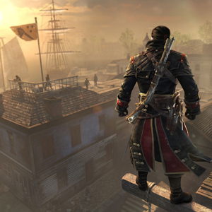 Assassins Creed Rogue Gameplay
