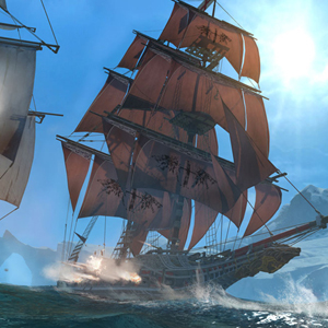 Assassins Creed Rogue Fight
