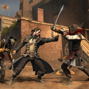 Assassins Creed Rogue Bataille