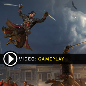 Assassins Creed Rogue Gameplay Gameplay
