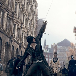 Assassin's Creed Syndicate Xbox One Jacob Frye