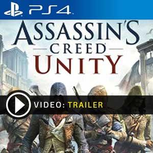 Assassins Creed Unity PS4 en boîte ou à télécharger
