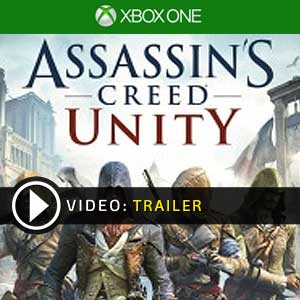 Assassins Creed Unity Xbox One en boîte ou à télécharger