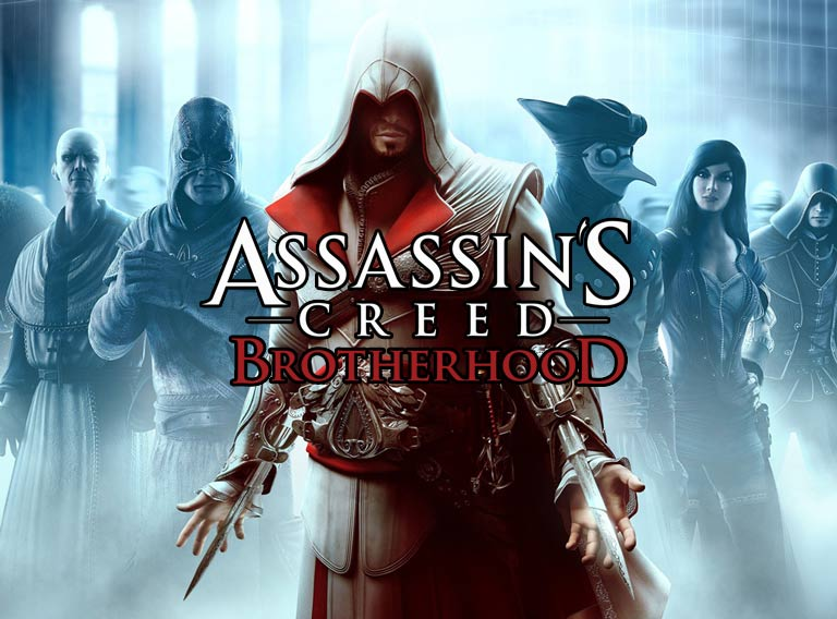Acheter Assassin's Creed Brotherhood clé CD Comparateur Prix