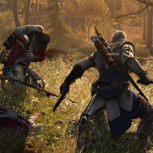 Assassins Creed 3 Combat
