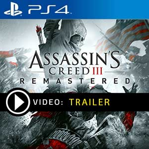 Assassin's Creed 3 Remastered PS4 Prices Digital or Box Edition
