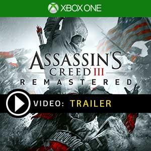Assassin's Creed 3 Remastered Xbox One en boîte ou à télécharger