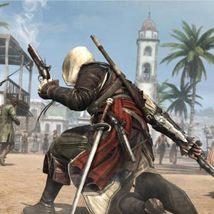 Assassin's Creed 4 Black Flag PS4 Edward Kenway
