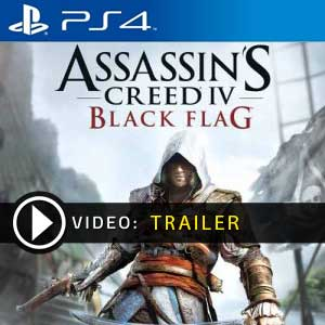 Assassins Creed 4 Black Flag PS4 en boîte ou à télécharger