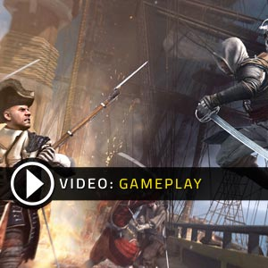 Assassin's Creed 4 Black Flag Xbox One Gameplay Video