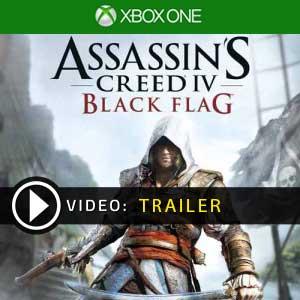 Assassins Creed 4 Black Flag Xbox One en boîte ou à télécharger