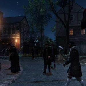 Assassin s Creed Liberation ville