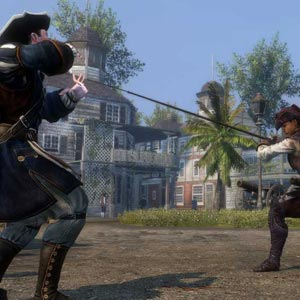 Assassin s Creed Liberation Combat