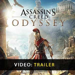 Bande-annonce vidéo de l Assassins Creed Odyssey