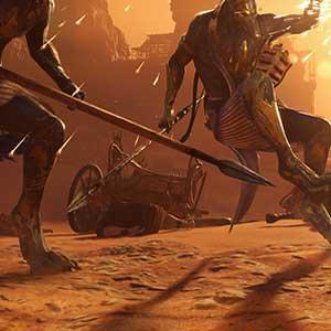 Guerriers d'Anubis