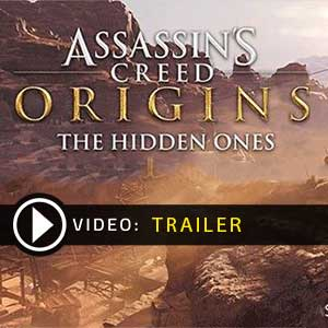 Acheter Assassins Creed Origins The Hidden Ones Clé Cd Comparateur Prix