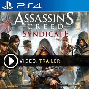 Assassins Creed Syndicate PS4 en boîte ou à télécharger
