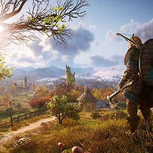 Assassins Creed Valhalla Season Pass Environnement