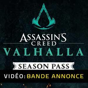 Assassins Creed Valhalla Season Pass Vidéo de la Bande-annonce
