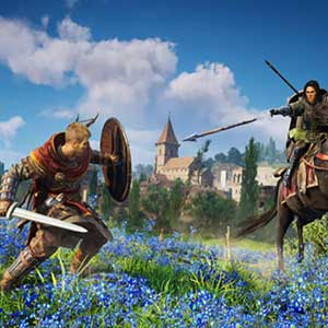 Assassin's Creed Valhalla The Siege of Paris Chevalier Franc