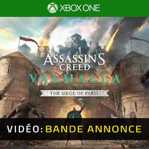 Assassin's Creed Valhalla The Siege of Paris Xbox One Bande-annonce Vidéo