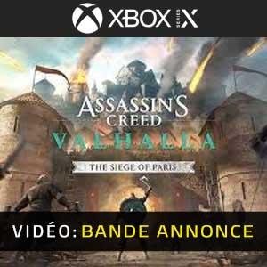 Assassin's Creed Valhalla The Siege of Paris Xbox Series X Bande-annonce Vidéo