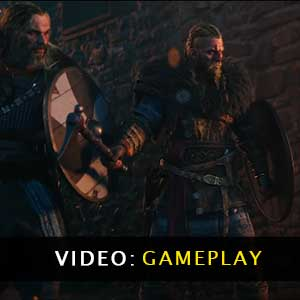 Assassins Creed Valhalla vidéo de gameplay