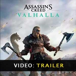 Assassins Creed Valhalla vidéo de la bande-annonce