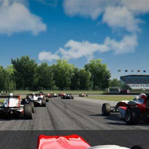 Assetto Corsa PS4 F1 Courses